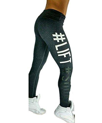 Outgobuy leben von Damen hocken gesunden baumwolle locker taille eng h¨¹fthosen beine strumpfhosen f¨¹r laufen, yoga, fitness - studio (Spandex Baumwolle Shorts Neue Damen)