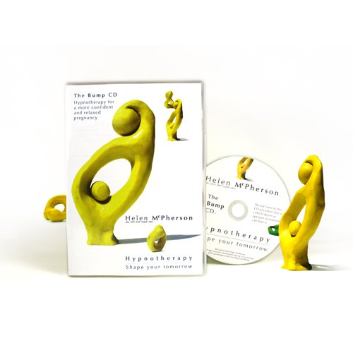 The Bump CD - Hypnotherapy and meditations for a relaxed and confident pregnancy (Belief Bump Baby)