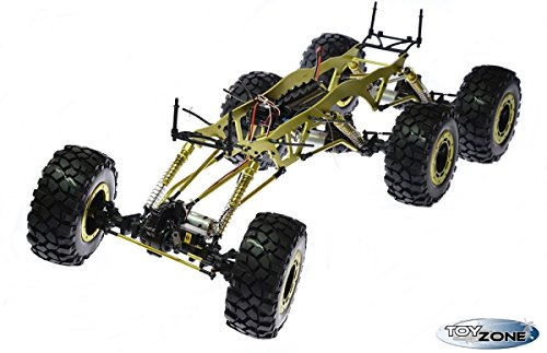 RC Auto kaufen Monstertruck Bild 6: RC Monstertruck Crawler 6 x 6 Climber Rock Fighter Hannibal XXL 104 cm 1:5 HSP 2,4 GHz RTR*
