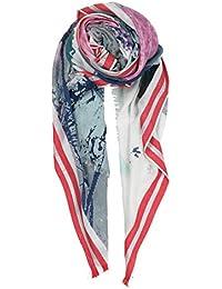 Becksöndergaard - Echarpe - Femme Multicolore Multi Col Taille unique 9427fa0bd80