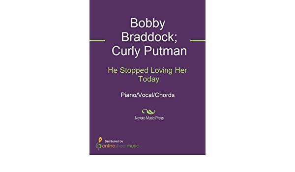 He Stopped Loving Her Today eBook: Bobby Braddock, Curly Putman ...