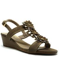 Sandalia de mujer - Maria Jaen modelo 8587SN