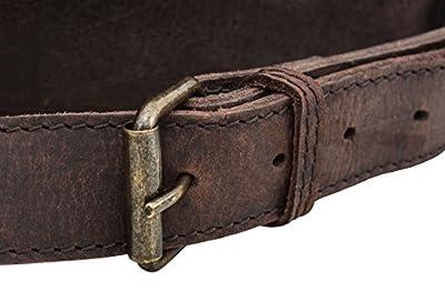 """Sac à bandoulière - Gusti Cuir studio """"Mitch"""" sac notebook vintage sac messenger sac porté épaule rétro sac besace pour ordinateur 2U4-26-4 S"""