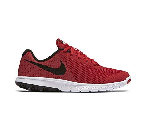 Nike Flex Experience 5 (Gs), Chaussures de Running Entrainement Homme Noir-Rouge