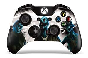 247Skins - Sticker de Protection pour Manette Xbox One - Zombie Trooper