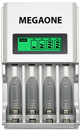 Chargeur rapide piles...