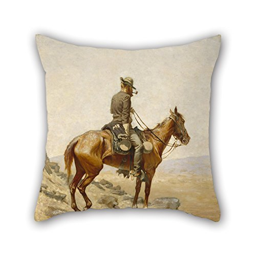 beautifulseason Pillowcase 20 X 20 Inches/50 by 50 Cm(Twin Sides) Nice  Choice For Living Room,GF,Teens Girls,Saloon,Kitchen,Pub Oil Painting  Frederic ...