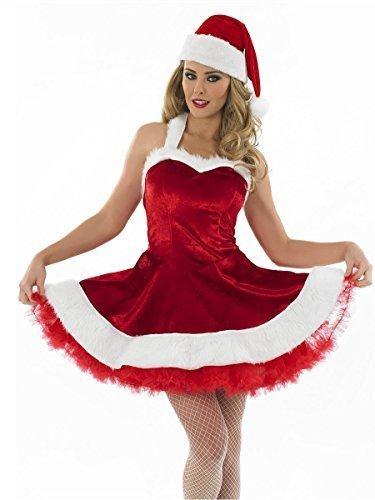 Preisvergleich Produktbild Ladies Sexy Christmas Tutu Costume.