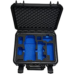 DroneCases ® Transport- und Lagerkoffer TCEOV2 für DJI Mavic Pro und Platinum und Zubehör