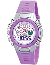 Vizion Digital LCD Multicolor Dial Watch for Kids-VZN-B6158-6