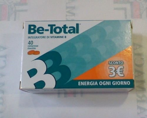 be-total-40-compresse-vitamine-b
