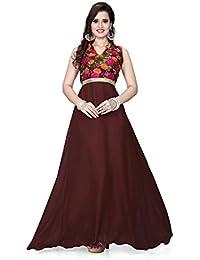 35efc8c29ca Browns Women s Ethnic Gowns  Buy Browns Women s Ethnic Gowns online ...