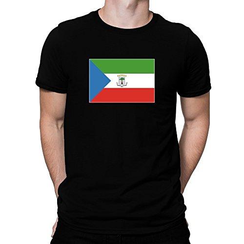 Teeburon Equatorial Guinea Flag T-Shirt -