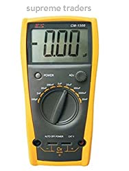 HTC - 3 Digit Capacitance Meter CM-1500 With Self Discharge Function by Supreme Traders Supertronics1989