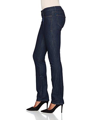 Mavi Damen Straight Jeans Olivia Blau (Rinse Sunset Str 23747)
