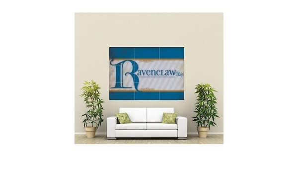 Harry Potter Ravenclaw Giant XL Section Wall Art Poster TVF141