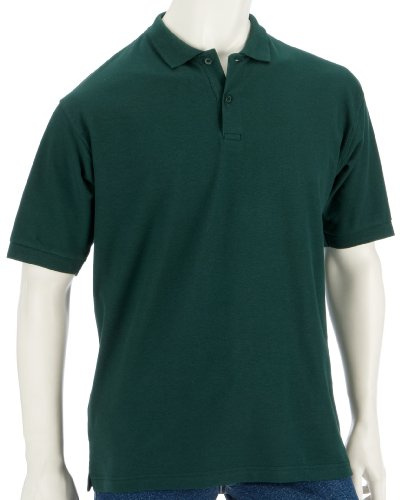 Fruit of the Loom Classic Poloshirt Waldgruen