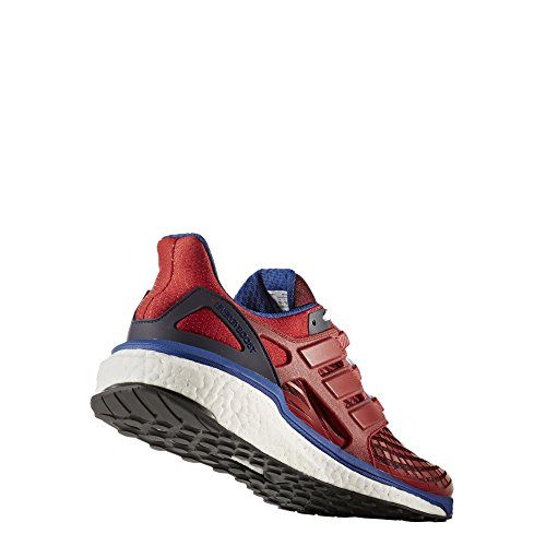 adidas  Energy Boost M, Chaussures de sport homme Multicolore (Escarl / Ftwbla / Reauni)