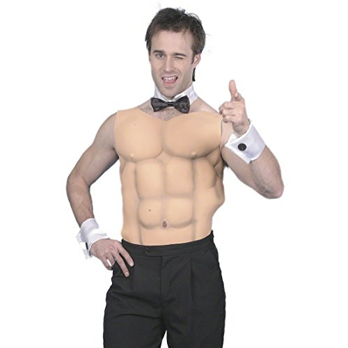 NET TOYS Stripper Kostüm Herren Stripperkostüm Tanz Kostüm Mann Tanzkostüme Striptease (Magic Mike Kostüm)