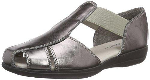 aerosolesbombastic-sandali-donna-grigio-grau-gum-gun-metal-395