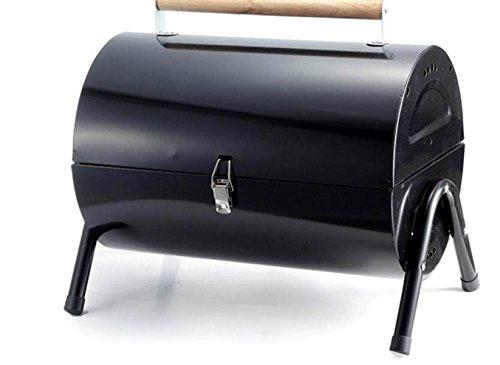 Falten Barbecue Grill Edelstahl Grill Öl Trommel Barbecue Gruben Öl Trommel Barbecue Grill Essential Barbecue Grill