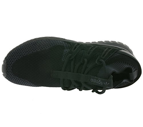 adidas Tubular Nova Pk, Sneakers Basses Homme Noir (Cblack/ntgrey/cblack)