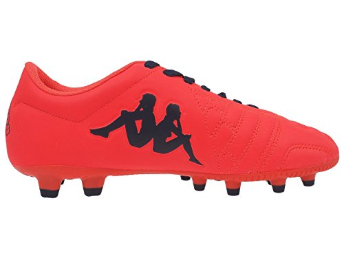 Kappa - Player base fg fluo - Chaussures football moulées Rouge