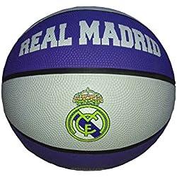 Mini Balón de baloncesto Real Madrid