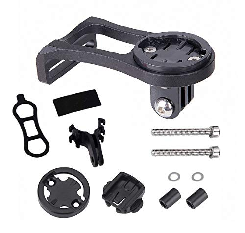 Soporte Aleación Aluminio Ordenador Bicicleta, Soporte