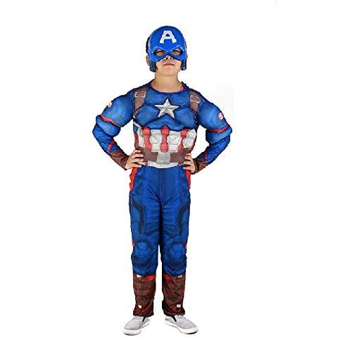 ld Deluxe Kostüme für Kinder Action Dress Ups und Zubehör Party Cosplay Kostüm ()