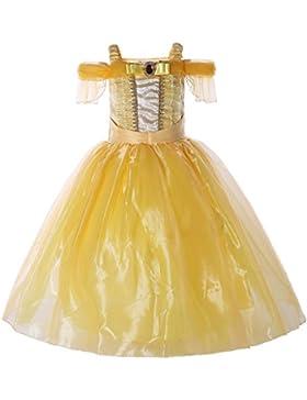 Pettigirl Niñas Disfraz Princesa Vestidos Viste a Party Fancy Vestidos