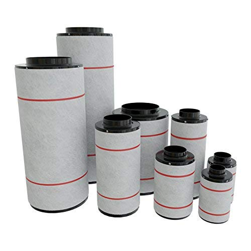 Black Orchid Even-Flo Professional Hydrokultur Zelt Carbon Filter Professional Carbon