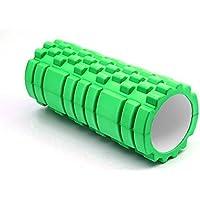 TNP Accessories® Hollow Foam Roller Grid Beast Massage Pilates Trigger Point Yoga Gym Roller Exercise Revolutionary
