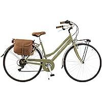 Via Veneto by Canellini Bici Vélo Citybike Byciclette CTB Femme Dame Vintage Retro Via Veneto Acier