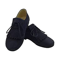 Zapato Blucher con Flecos...