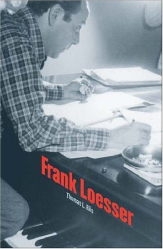 Frank Loesser (Yale Broadway Masters)