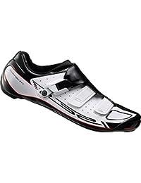 Shimano Chaussures de Course de vélo Adulte de large chaussures SPD SL Velcro/ratschenv. Cf