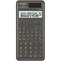 Casio FX FX-85MS–de 2–Calculadora científica/calculadora escolar Dos Líneas con 240funciones, funcionamiento con batería, Solar