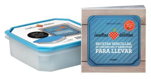 A vueltas con la tartera: Recetas sencillas, económicas y sabrosas para llevar (Spanish Edition)