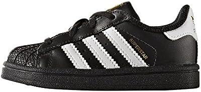 Zapatillas adidas - Superstar I negro/blanco/blanco