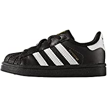 Zapatillas adidas – Superstar I negro/blanco/blanco