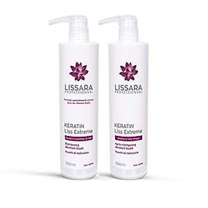 duo shampoing et apr s shampoing sans sulfate la. Black Bedroom Furniture Sets. Home Design Ideas