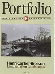 Henri Cartier-Bresson - Landschaften, landscapes (Portfolio, Band 13)