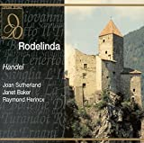 Handel : Rodelinda. Sutherland, Baker, Herincx, Farncombe.