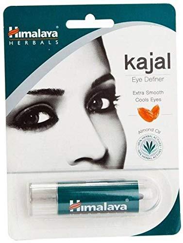 Himalaya Herbal Schwarz Kajal / Eye Definer / Liners Natürliche Triphala Almond 2.7g