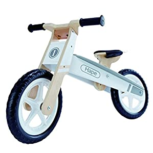 Hape- Bicicleta sin Pedales, Color ((Pas de Variation) (Barrutoys E1050)