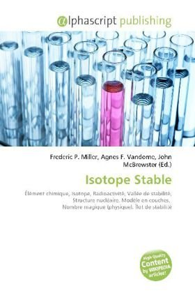 Isotope Stable