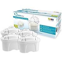 Pack de 4 a 8 meses de filtros de agua compatibles con las jarras Brita Maxtra