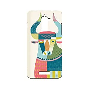 BLUEDIO Designer 3D Printed Back case cover for Coolpad Note 3 Lite - G1120
