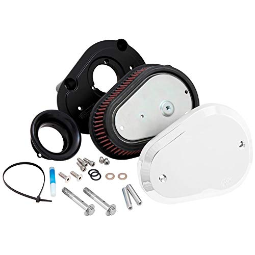 63 Powersports filtres /à air 1125/K /& N Performance Syst/ème dadmission /à air Aircharger; Harley Davidson Softail//Dyna FI 01 42/